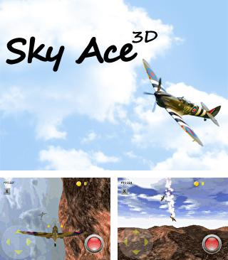 In addition to the sis game Tecmo super baseball for Symbian phones, you can also download 3D Sky Ace for free.