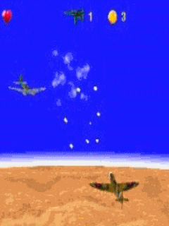 3D SkyFight - Symbian game screenshots. Gameplay 3D SkyFight.