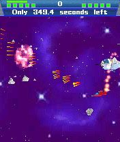 Play A Bad Day in Space for Symbian. Download top sis games for free.