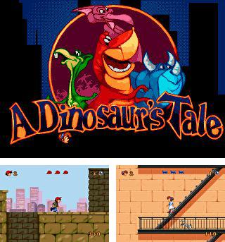 In addition to the sis game Warlock for Symbian phones, you can also download A Dinosaur's tale for free.