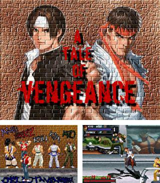 In addition to the sis game Space Quest 5: Roger Wilco The Next Mutation for Symbian phones, you can also download A Tale of Vengeance for free.