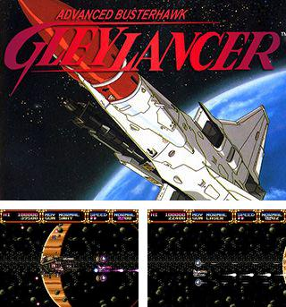 In addition to the sis game Gradius Galaxies for Symbian phones, you can also download Advanced busterhawk Gleylancer for free.