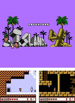 In addition to the sis game Motion Speed for Symbian phones, you can also download Adventure Island 4 for free.