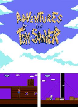 In addition to the sis game Ballistic: Ecks vs. Sever 2 for Symbian phones, you can also download Adventures of Tom Sawyer for free.