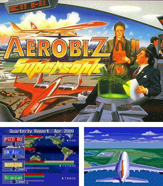 In addition to the sis game Harlem Globetrotters World Tour for Symbian phones, you can also download Aerobiz: Supersonic for free.