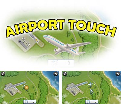 In addition to the sis game Wayne's world for Symbian phones, you can also download Airport touch for free.