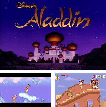 In addition to the sis game Spear of destiny for Symbian phones, you can also download Aladdin for free.