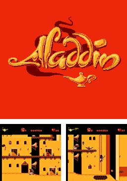 In addition to the sis game Sky force for Symbian phones, you can also download Aladdin for free.