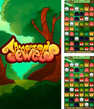 In addition to the sis game Blaze Golf Pro Contest 2 for Symbian phones, you can also download Amazon jewels for free.