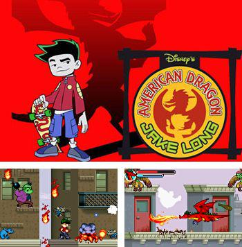 In addition to the sis game Angry Birds Seasons Cherry Blossom for Symbian phones, you can also download American dragon Jake Long for free.
