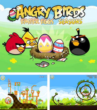 In addition to the sis game ChuChu rocket! for Symbian phones, you can also download Angry Birds Seasons Easter Eggs for free.