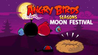 Angry Birds Seasons Mooncake Festival