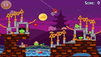 Angry Birds Seasons Mooncake Festival download free Symbian game. Daily updates with the best sis games.