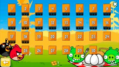 Angry Birds Seasons Summer Pignic download free Symbian game. Daily updates with the best sis games.