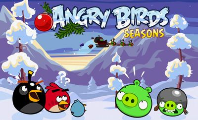 Angry Birds Seasons: Wreck the Halls