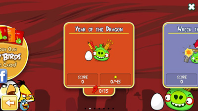 Play Angry Birds Seasons Year of the Dragon for Symbian. Download top sis games for free.
