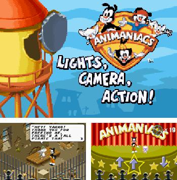 Animaniacs Lights, Camera, Action!