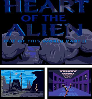 Out of this World 2: Heart of the Alien (Sega CD)