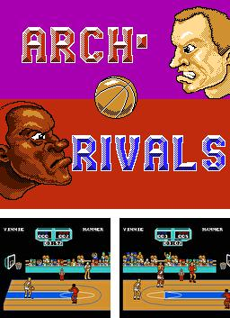 Arch Rivals - A BasketBrawl