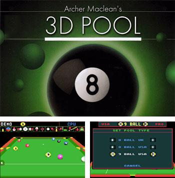 Archer Maclean's 3D Pool
