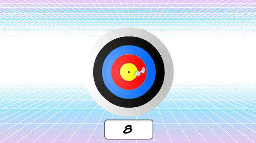Archery - Symbian game screenshots. Gameplay Archery.