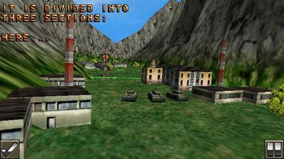 Le Simulateur du Jeu dans le Paradis - Écrans du jeu Symbian. Gameplay The big roll in paradise.