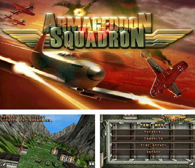 In addition to the sis game Daredevil for Symbian phones, you can also download Armageddon squadron for free.