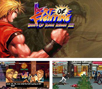 In addition to the sis game Code Name: Viper for Symbian phones, you can also download Art of Fighting for free.