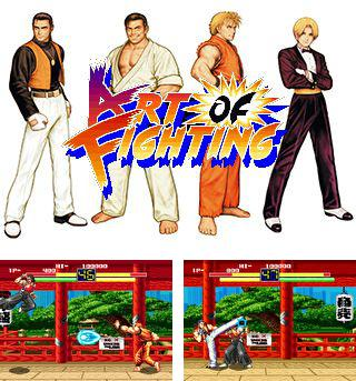 In addition to the sis game Road rash for Symbian phones, you can also download Art of fighting (Sega) for free.