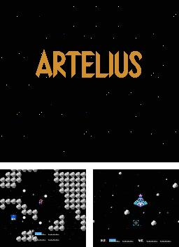 In addition to the sis game World series baseball for Symbian phones, you can also download Artelius for free.