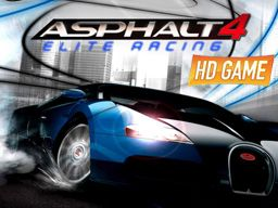 Asphalt 4 elite racing HD