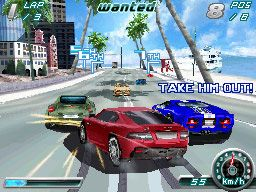 Play Asphalt 4 elite racing HD for Symbian. Download top sis games for free.