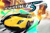 Asphalt 5 download free Symbian game. Daily updates with the best sis games.