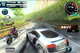 Play Asphalt 5 for Symbian. Download top sis games for free.