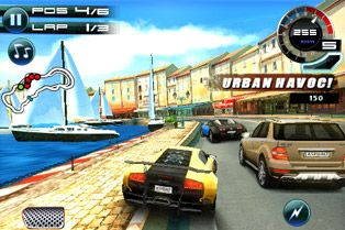 nokia n8 asphalt 5 game free download
