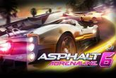 Asphalt 6 Adrenaline HD download free Symbian game. Daily updates with the best sis games.