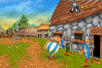 Play Asterix & Obelix XXL for Symbian. Download top sis games for free.