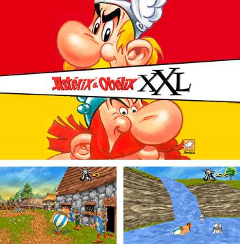 In addition to the sis game Meltdown for Symbian phones, you can also download Asterix & Obelix XXL for free.