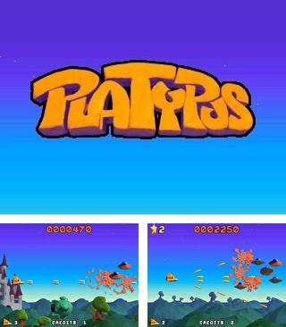 In addition to the sis game The Rocketeer for Symbian phones, you can also download Astraware Platypus for free.
