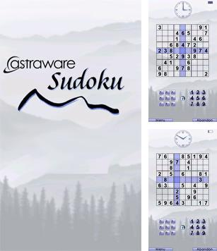 In addition to the sis game GT Racing Motor Academy HD for Symbian phones, you can also download Astraware Sudoku for free.