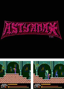 In addition to the sis game Driver 3 for Symbian phones, you can also download Astyanax for free.