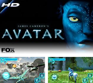 In addition to the sis game Brett Hull hockey 95 for Symbian phones, you can also download Avatar HD for free.