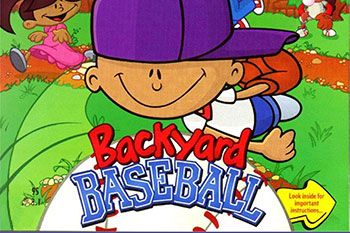 Online Backyard Baseball backyard baseball - symbian game. backyard baseball sis download