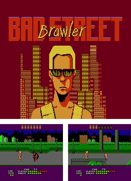 In addition to the sis game Volguard 2 for Symbian phones, you can also download Bad Street Brawler for free.