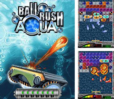In addition to the sis game Disney sports: Football (Soccer) for Symbian phones, you can also download Ball rush aqua for free.