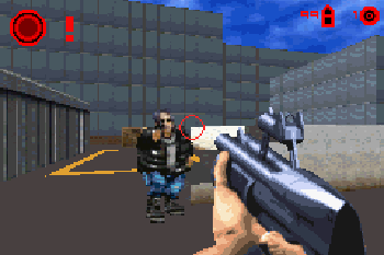 Ballistic: Ecks vs. Sever 2 - Symbian game screenshots. Gameplay Ballistic: Ecks vs. Sever 2.