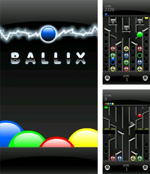 In addition to the sis game The Settlers HD for Symbian phones, you can also download Ballix for free.