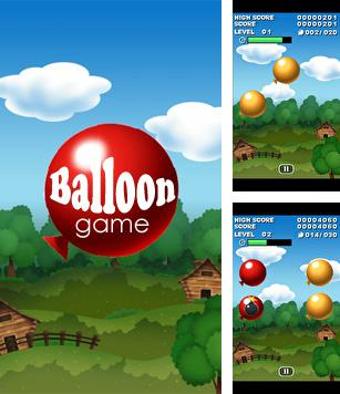 In addition to the sis game PGZ Pang for Symbian phones, you can also download Balloon Game for free.