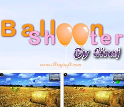 In addition to the sis game Fighter Pilot The Pacific War for Symbian phones, you can also download Balloon Shooter for free.