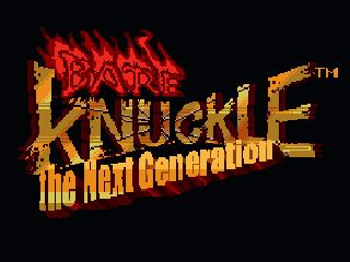 Bare Knuckle: Next Generation